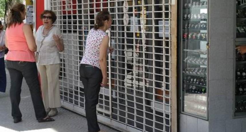 Comercios: se advierten cierres de sucursales por reducción de ventas