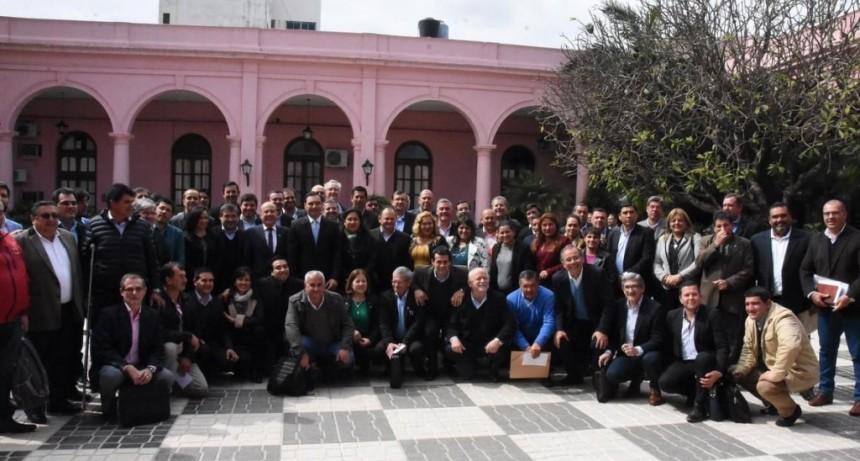 El Gobierno y el municipio de Mercedes intercambian críticas por el ex Fondo Sojero