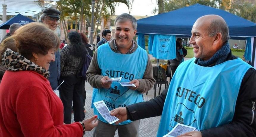 Suteco exige aumento salarial de emergencia y prepara protesta
