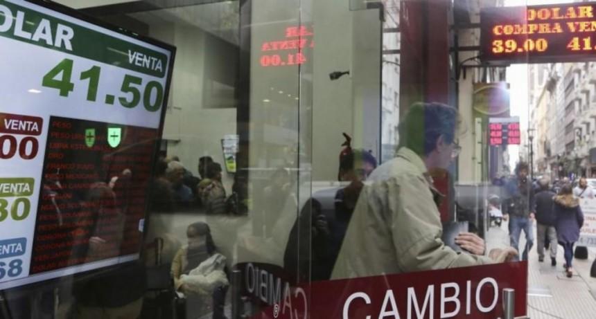 El dólar llenó de nervios al país: roza los $40