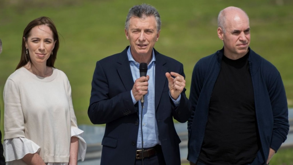 Crisis económica: Macri prepara cambios en el Gabinete y trata de evitar la fuga de Larreta y Vidal