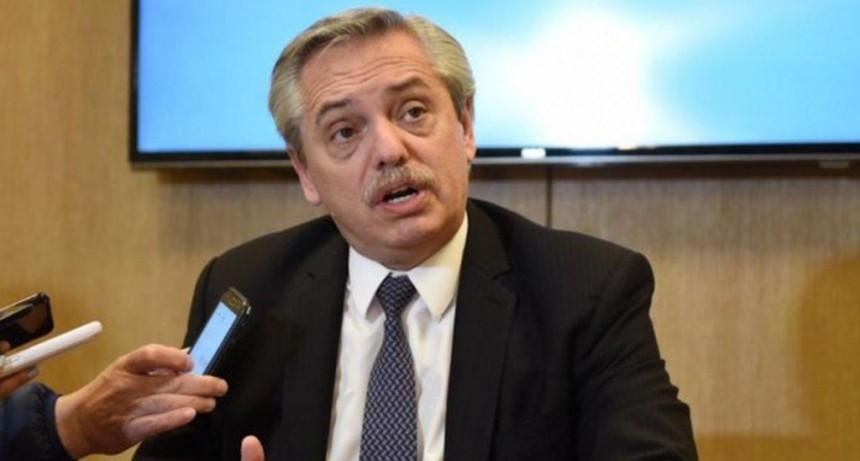 Alberto Fernández, sobre una reunión con Macri: