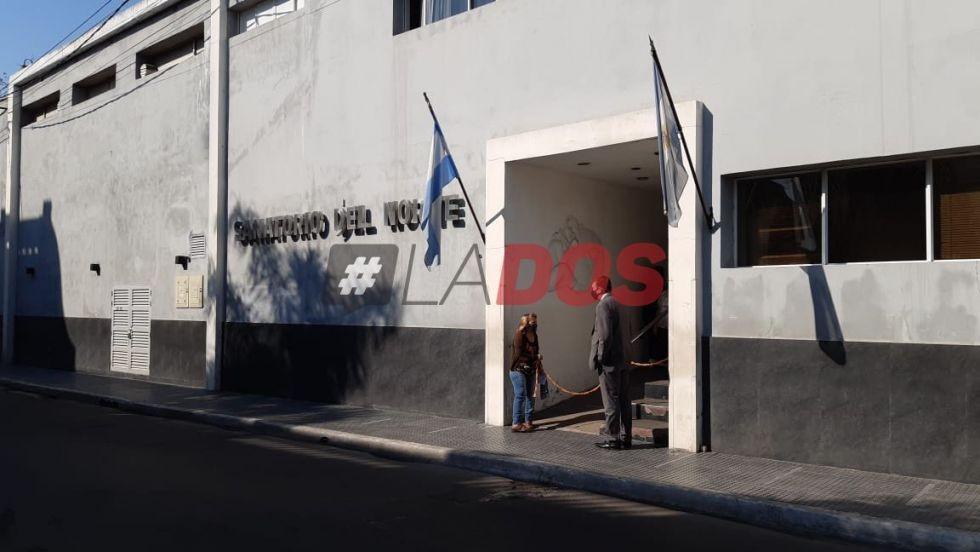 Por casos positivos de Covid sanatorio correntino suspende atención de consultorios, internaciones y demanda espontánea