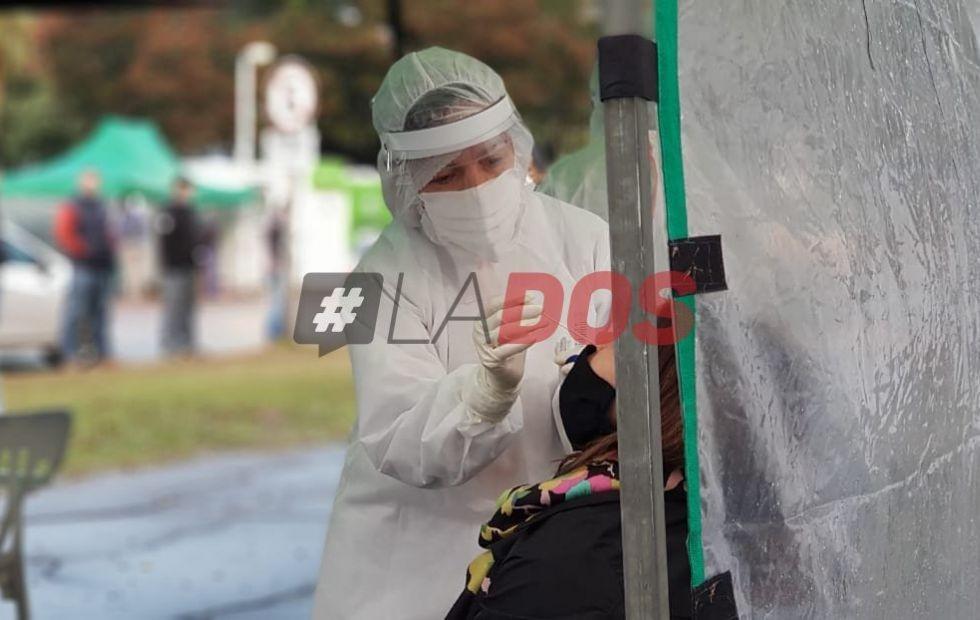 Corrientes: hisoparán en cinco barrios tras casos confirmados en un hospital