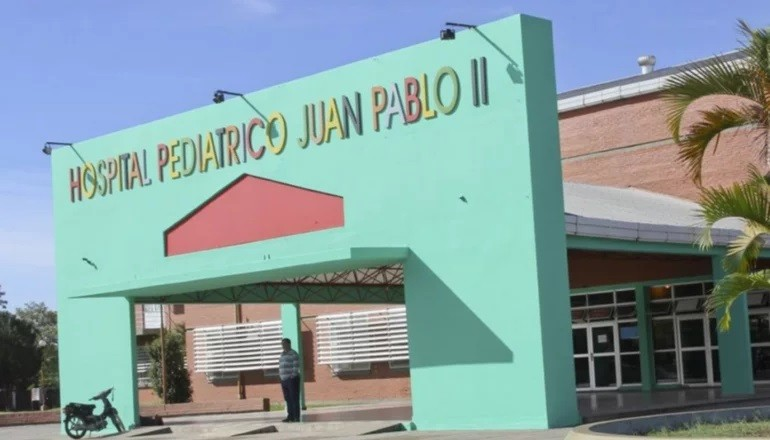 Realizaron hisopados en el hospital Pediátrico de Corrientes por un caso de Covid-19