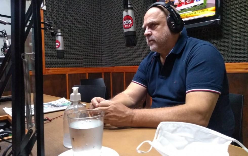 Carlos Vignolo: