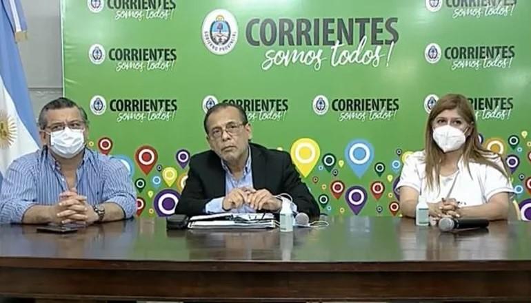 Corrientes continúa en fase 5 y en 48 horas se evaluará cómo seguirá la situación