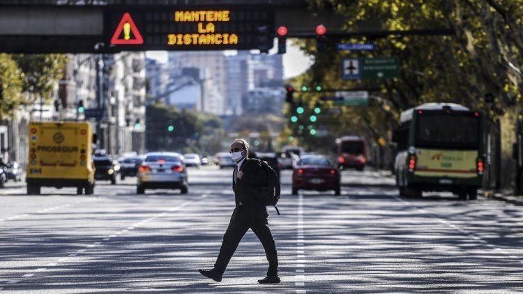 Coronavirus en Argentina: 7.369 casos y 159 muertos en las últimas 24 horas