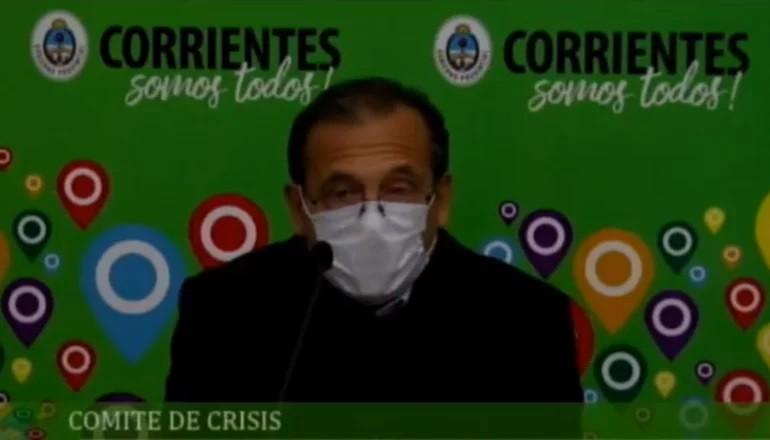 Corrientes sigue bajo alerta por coronavirus: ya realizaron 2000 hisopados