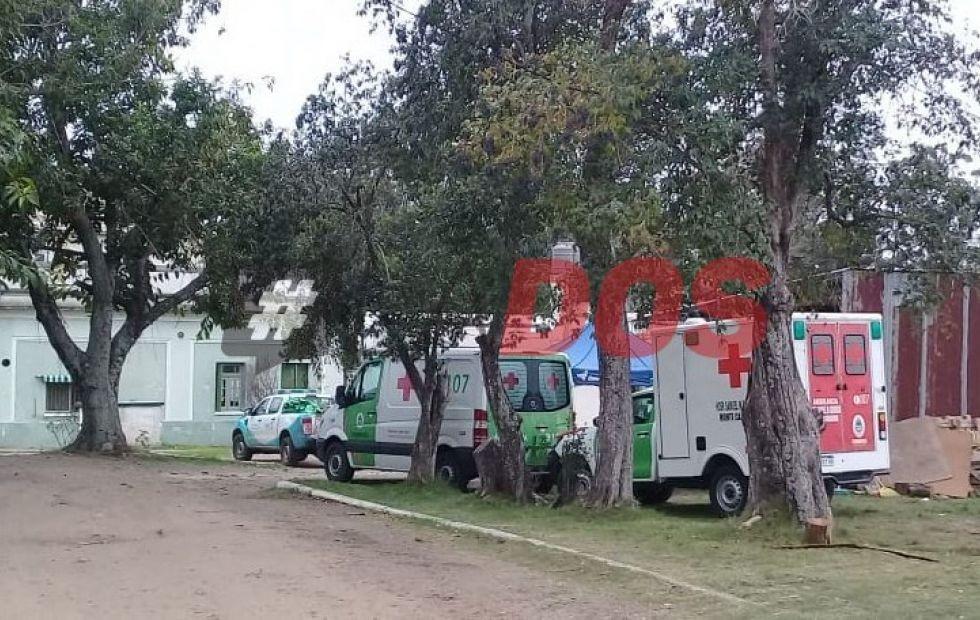 Coronavirus en Corrientes: hisopan a más de 60 personas ante posibles nuevos casos en Monte Caseros