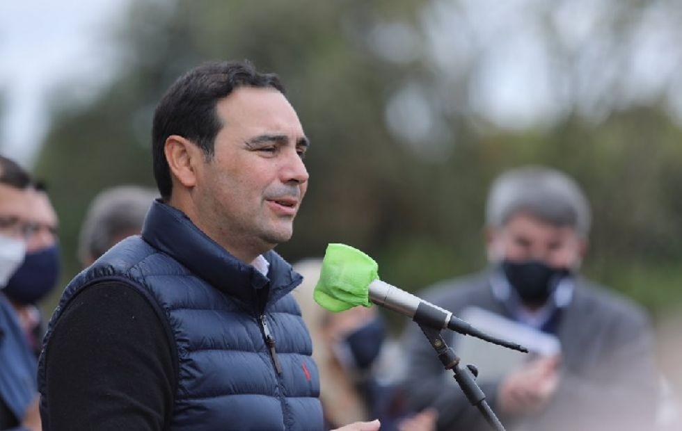 Gustavo Valdés daría el lunes a las 9 una conferencia para anunciar como seguira la cuarentena