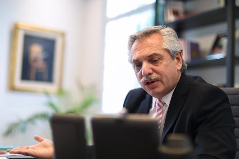 Alberto Fernández recibe información en directo sobre el caso Facundo Castro y ratificó que el Gobierno no protegerá a nadie