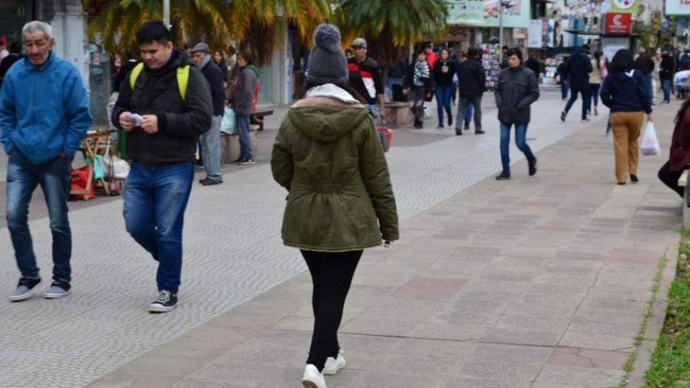 Ingresa un frente frío a Corrientes: se esperan mínimas de 4ºC