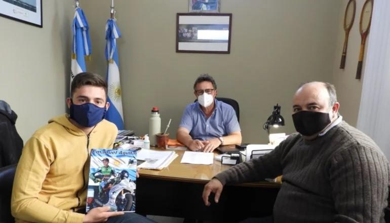 Coronavirus: trasladan al hospital de campaña al secretario de Deportes