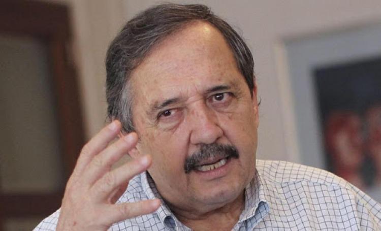 """El contundente mensaje de Ricardo a Juntos por el Cambio: """"Dejen de joder con Raúl Alfonsín"""""""