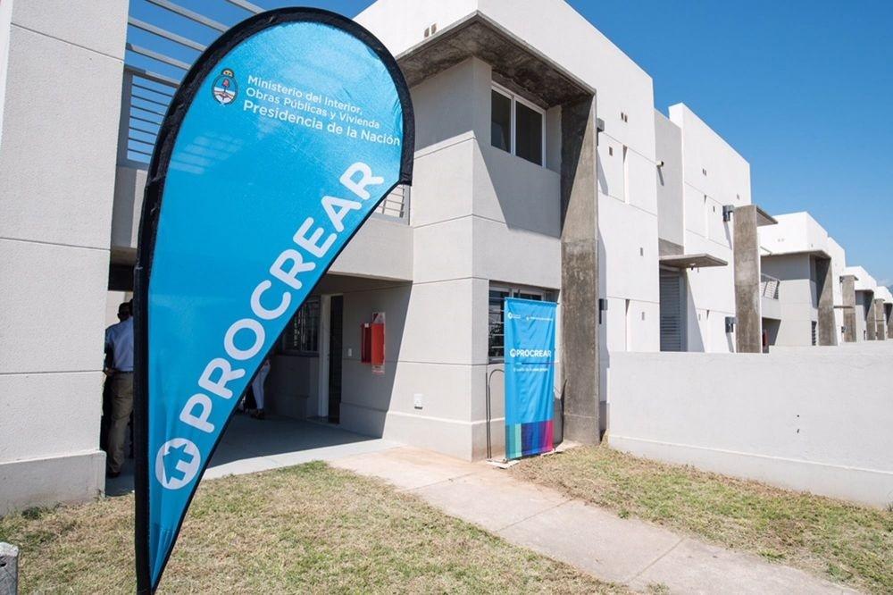 Procrear: relanzarán en septiembre los créditos hipotecarios