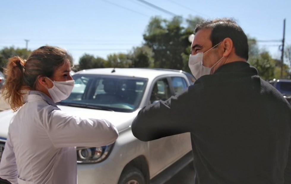 Coronavirus: el segundo hisopado a Gustavo Valdés dio negativo pero continuará aislado