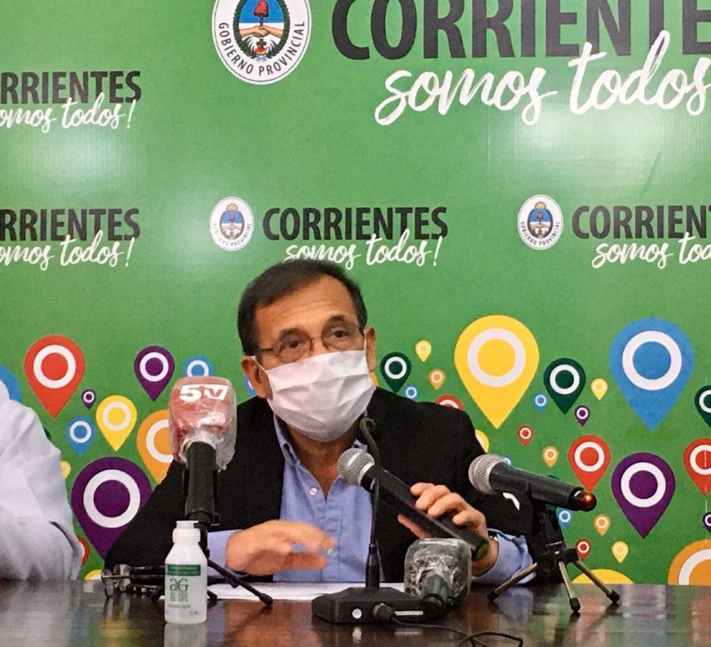 Cardozo instó a extremar las medidas de prevención