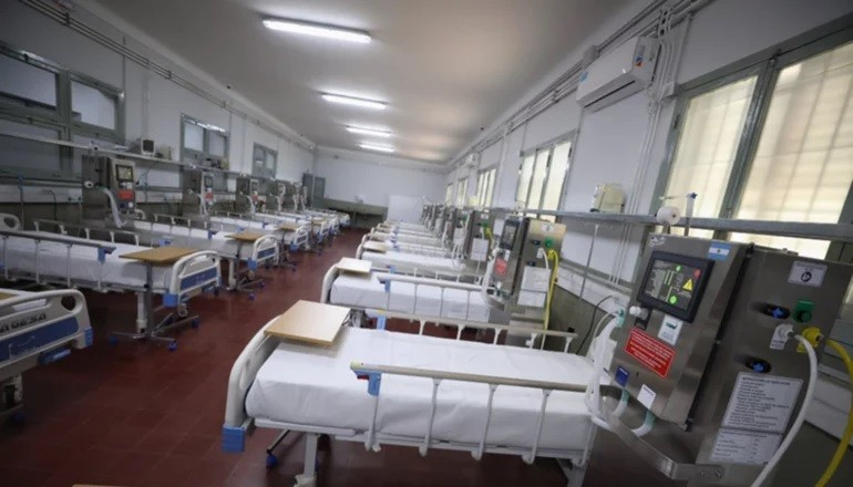 Corrientes: murió un médico que estaba internado en el Hospital de Campaña
