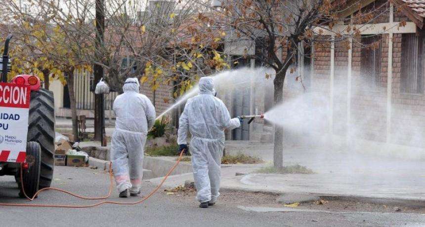 Reportan 7.491 nuevos casos de coronavirus