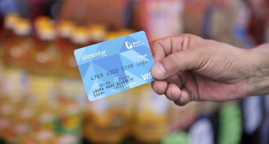 Tarjeta Alimentar: comienza la acreditación de los fondos de agosto