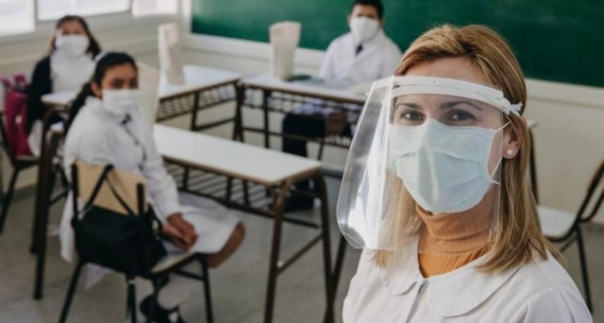 Coronavirus: San Juan es la primera provincia que vuelve a las clases presenciales