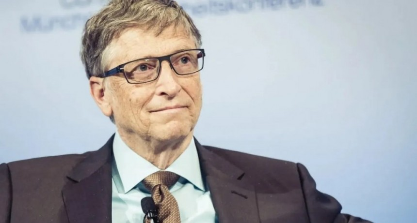 Bill Gates anticipa la