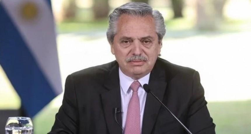 Alberto Fernández habló de la herencia de Macri: