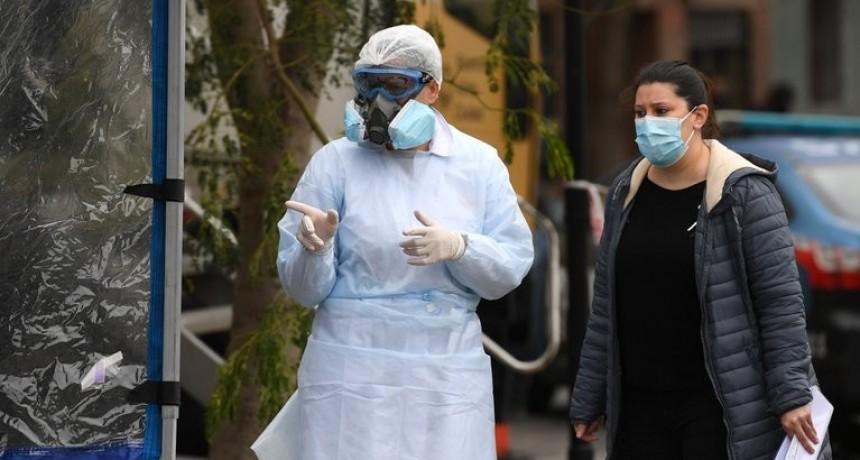 Coronavirus en Argentina: confirmaron 235 muertes y 6.840 nuevos contagios en las últimas 24 horas