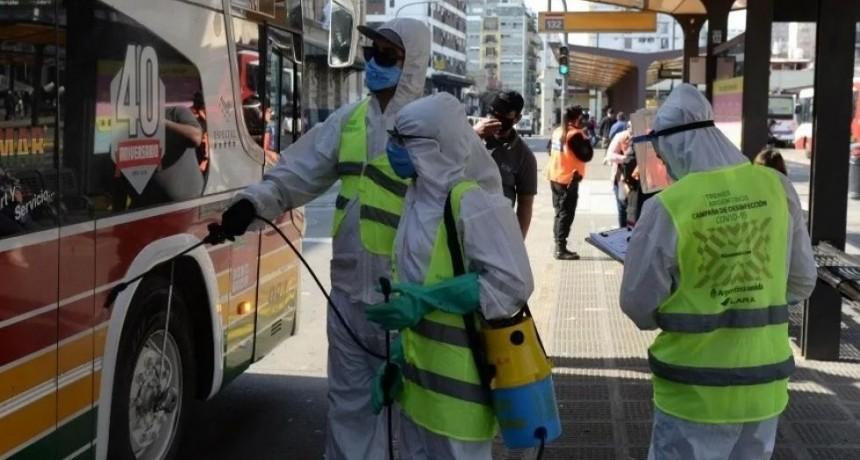 Nuevo récord en Argentina: 8.713 casos y 382 muertos en las últimas 24 horas