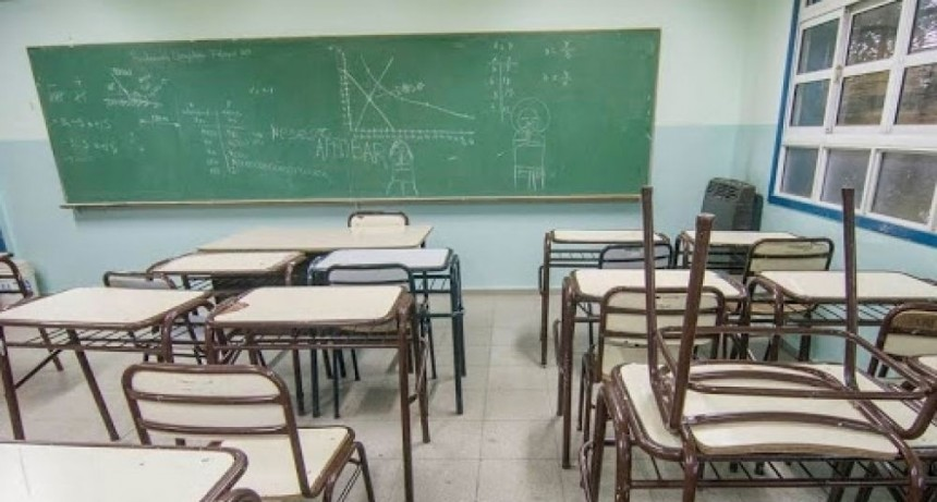 Educación en tiempos de pandemia: la promoción se definirá en 2021