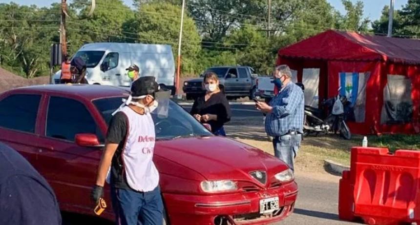 Brote de coronavirus: cuáles son las ciudades que piden no viajar a Corrientes