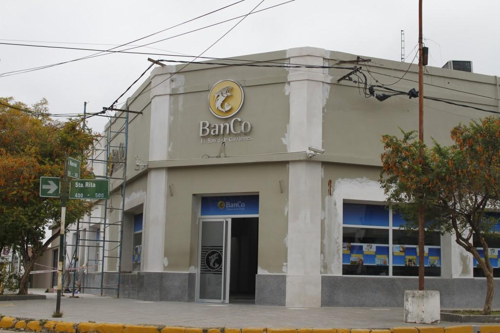 En el interior, el BanCo avanza con obras y  fortalece su vínculo con productores y empresarios