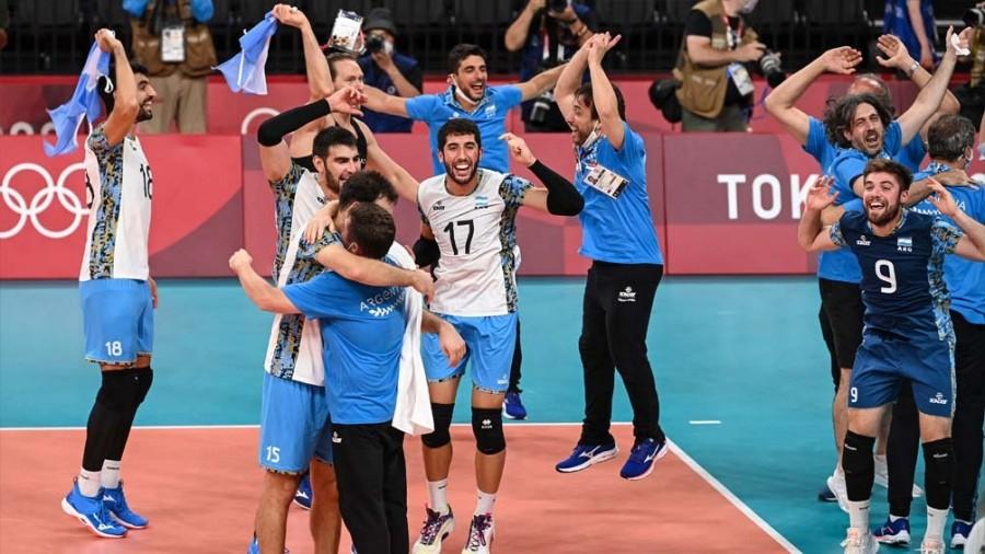 Argentina venció a Brasil y logró el bronce olímpico