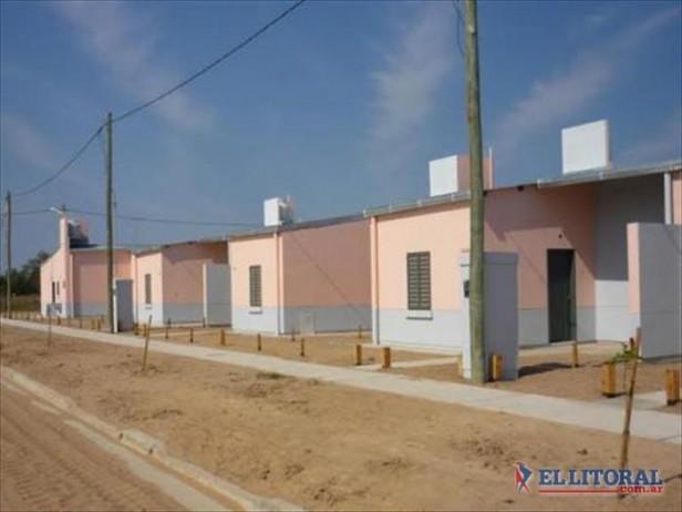 Corrientes recibirá este año más fondos para viviendas que en los últimos 7