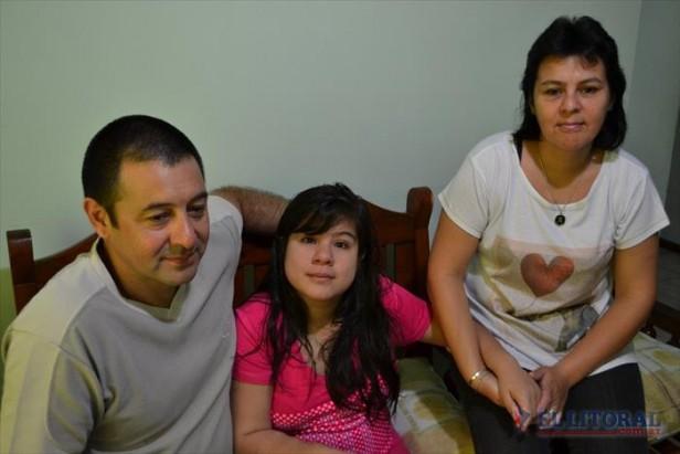Después de 6 años en lista de espera, su padre le donará uno de sus órganos