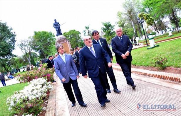 Libres: en sus 171 años, destacaron la integración fronteriza y desafíos
