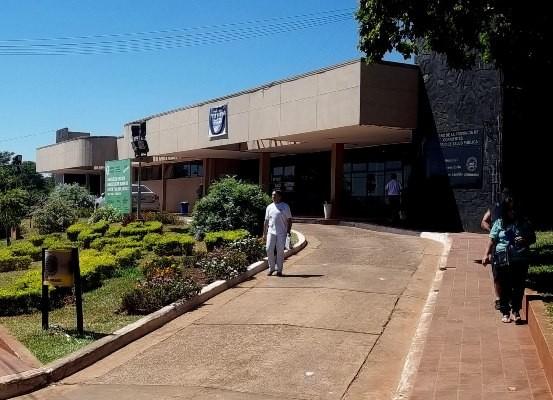 Por denuncias de presuntas anomalías, la Justicia confiscó balances del hospital