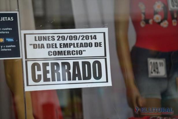 Por el día de los mercantiles, la mayoría de los negocios de la ciudad estarán cerrados