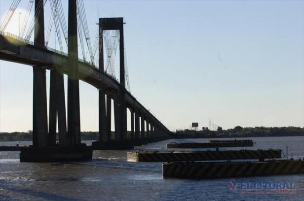 A fines de octubre comenzarán las obras de refuerzo del puente General Belgrano