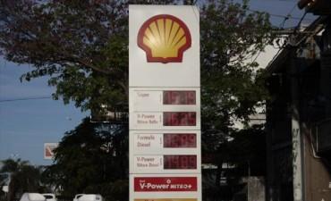 Combustibles: Shell, Esso y OIL también subieron precios