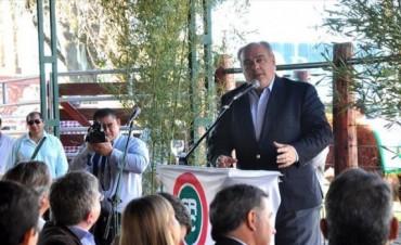 En Curuzú, Colombi y ruralistas llamaron a generar acuerdos por