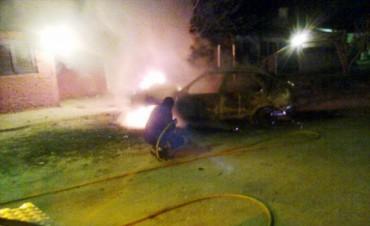 Ya son cuatro los detenidos por el incendio de vehículos
