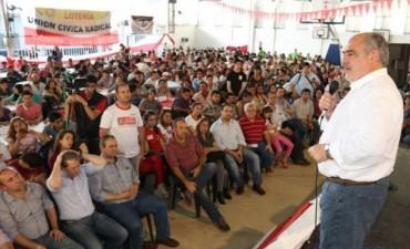 Colombi se reunió con jóvenes radicales y pidió fortalecer ECO de cara a las elecciones 2015