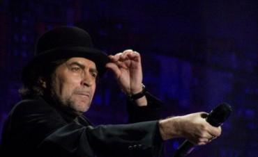 Este miércoles Joaquín Sabina presentará en Corrientes un show de primer nivel mundial