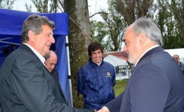 Cemborain confía en que podrá dialogar con Colombi para coordinar acciones conjuntas