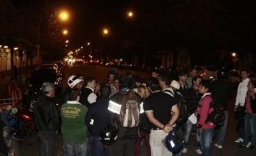 Agentes de Guardia Urbana golpearán la puerta de Ríos
