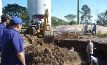 Después de 24 horas lograron restablecer el suministro de agua potable en Ituzaingó