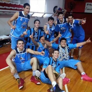Regatas se consagró campeón del Argentino de Clubes U19 por primera vez