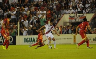 A Boca Unidos se le fue de las manos en Villa Sarita un partido increíble